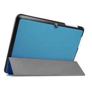 Třípolohové pouzdro na tablet Acer Iconia One 10 B3-A20 - světlemodré - 4