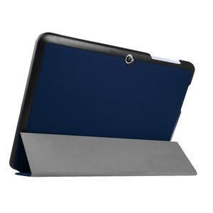 Trojpolohové puzdro pre tablet Acer Iconia One 10 B3-A20 - tmavomodré - 4