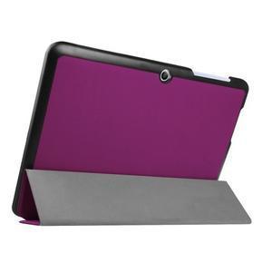 Trojpolohové puzdro pre tablet Acer Iconia One 10 B3-A20 - fialové - 4