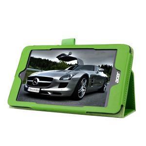 Seas dvoupolohový obal pre tablet Acer Iconia One 7 B1-750 - zelené - 4