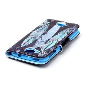 Motive pouzdro na mobil Acer Liquid Jade Z - peříčka - 4