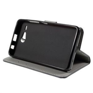 Nice koženkové puzdro pre mobil Acer Liquid Z520 - magičtí motýľci - 4