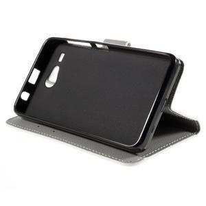 Nice koženkové pouzdro na mobil Acer Liquid Z520 - lapač snů - 4