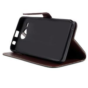 Lístkové puzdro pre Acer Liquid Z520 - čierné - 4
