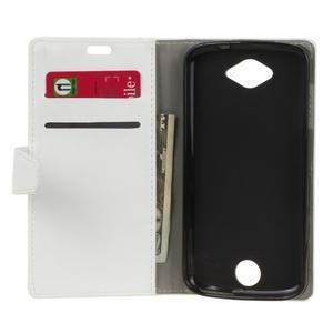 Puzdro na mobil Acer Liquid Z530 - bílé - 4