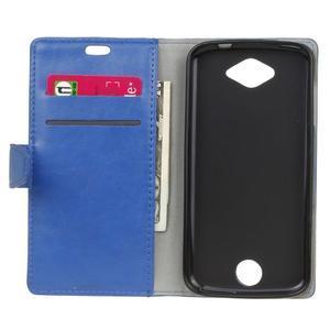 Puzdro pre mobil Acer Liquid Z530 - modré - 4