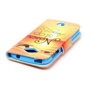 Luxy peňaženkové puzdro pre Acer Liquid Z530 - neprestávaj sniet - 4