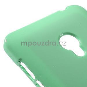 Gélový obal pre Asus Zenfone 5 - azúrový - 4