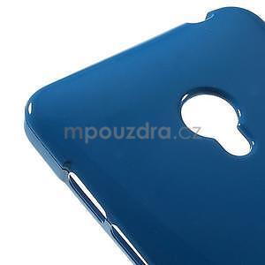 Gélový obal pre Asus Zenfone 5 - modrý - 4