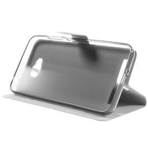Horse peňaženkové puzdro pre Asus Zenfone Max - hnedé - 4