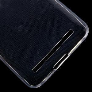 Transparentní gelový obal na Asus Zenfone Max - 4