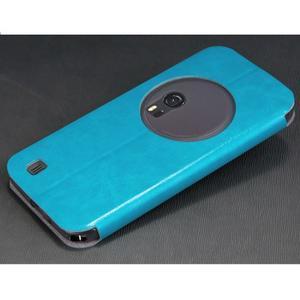 Moof klopové pouzdro na mobil Asus Zenfone Zoom - modrý - 4