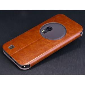 Moof klopové pouzdro na mobil Asus Zenfone Zoom - hnědé - 4
