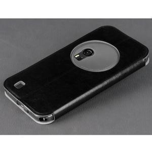 Moof klopové puzdro pre mobil Asus Zenfone Zoom - čierné - 4