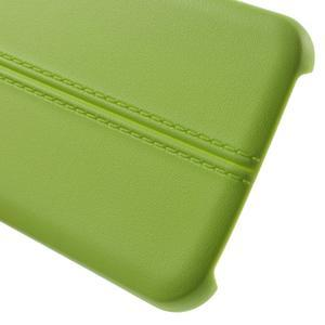 Lines gélové puzdro na mobil HTC One A9 - zelené - 4
