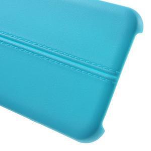 Lines gélové puzdro na mobil HTC One A9 -  modré - 4