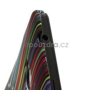 Plastový kryt pre HTC One M7 - meteor - 4