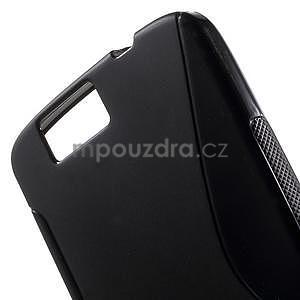 Gélový kryt S-line Huawei Ascend G7 - čierny - 4