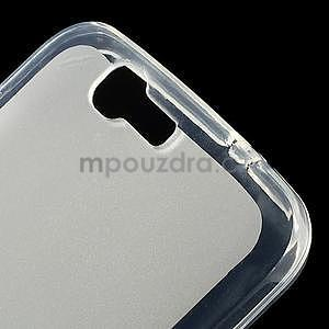 Gélový obal s matným chrbtom Huawei Ascend G7 - 4