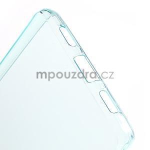 Ultra tenký gelový obal na Huawei Ascend P8 Lite - světle modrý - 4
