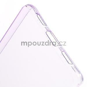 Ultra tenký gelový obal na Huawei Ascend P8 Lite - fialový - 4