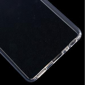 Transparentné gélový obal pre mobil Huawei P9 - 4