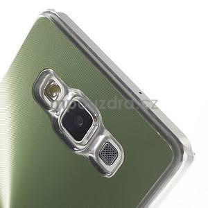 Zelený metalický kryt pre Samsung Galaxy A5 - 4