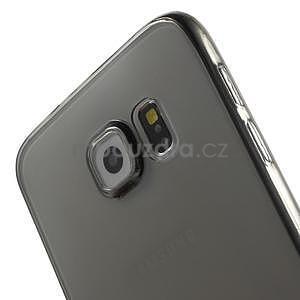 Ultra tenký obal na Samsung Galaxy S6 - šedý - 4