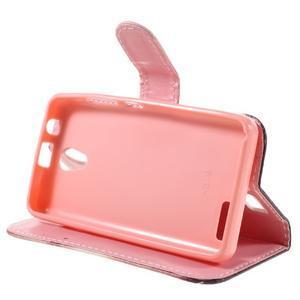 Styles peněženkové pouzdro na mobil Lenovo A319 - holčička - 4