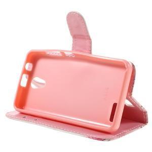 Styles peňaženkové puzdro pre mobil Lenovo A319 - domov - 4