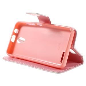 Styles peňaženkové puzdro pre mobil Lenovo A319 - láska - 4