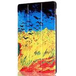 Polohovatelné puzdro pre tablet Lenovo Tab 2 A10-70 - umelecká malba - 4/7