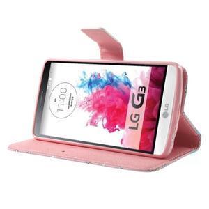 Obrázkové puzdro pre mobil LG G3 - šperky - 4