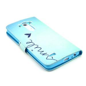 Obrázkové puzdro pre mobil LG G3 - smile - 4
