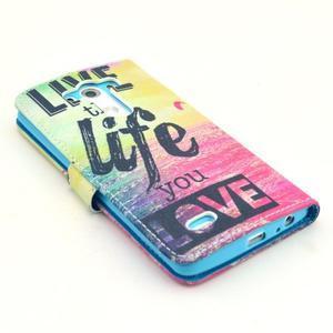Obrázkové pouzdro na mobil LG G3 - love - 4