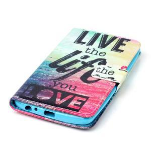 Motive pouzdro na mobil LG G3 - love - 4