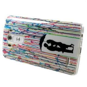 Gelový kryt na mobil LG G3 - pár - 4