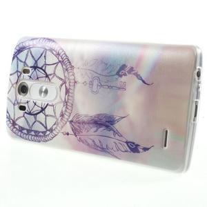 Silks gélový obal pre mobil LG G3 - dream - 4