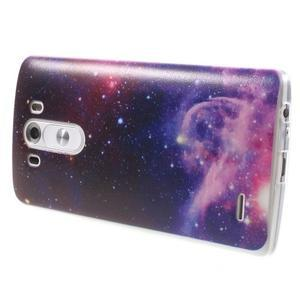 Silks gélový obal pre mobil LG G3 - galaxy - 4