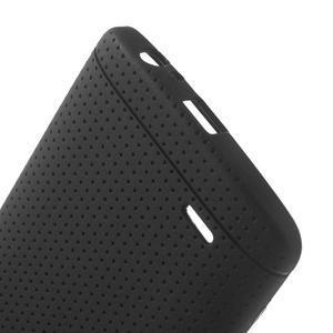 Silks gélový obal pre LG G3 - čierny - 4