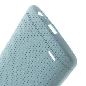 Silks gélový obal pre LG G3 - svetlomodrý - 4