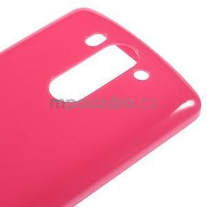 Rose gélový kryt na LG G3 s - 4
