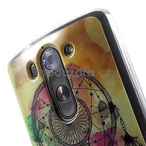 Gélový obal na LG G3 s - dreaming - 4