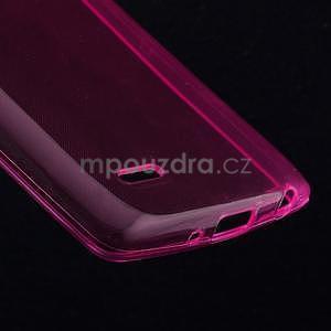 Rose ochranný gélový kryt LG G3 s - 4