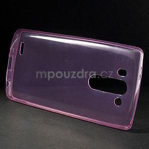 Ultra tenký slimový obal LG G3 s - rose - 4