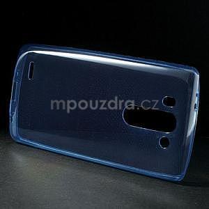 Ultra tenký slimový obal LG G3 s - modrý - 4