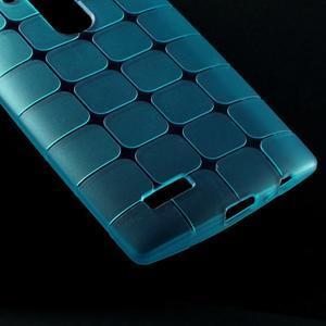 Square gelový obal na LG G4 - modrý - 4