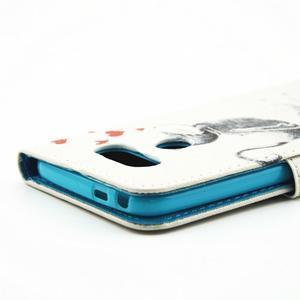 Puzdro na mobil LG G5 - zamilovaný kocour - 4