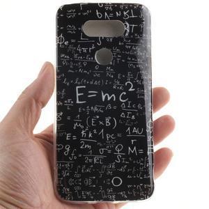 Softy gélový obal pre mobil LG G5 - vzorčeky - 4