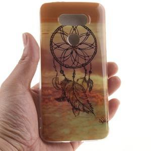 Softy gelový obal na mobil LG G5 - lapač snů - 4